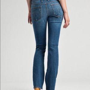 Lightwash lucky brand bootcut jeans